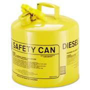 Eagle Type I Safety Can, 5gal, Yellow (UI-50-SY)