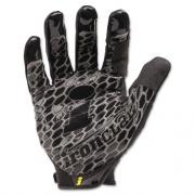 Ironclad Box Handler Gloves, Black, Large, Pair (BHG04L)