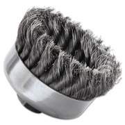 Weiler General-Duty Knot Wire Cup Brush 12306