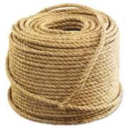 "Anchor Brand Manila Rope, 3-Strand, 1/2"" x 600ft, 45lb (1/2X600-3SB)"