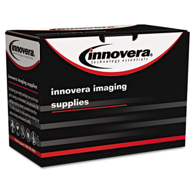 Innovera Remanufactured C540H2CG (C540) High-Yield Toner, 2000 Page-Yield, Cyan (IVRC540C)