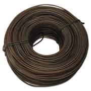 Ideal Reel TIE WIRE, 16 GAUGE, 3.5 LBS, BLACK (71572)