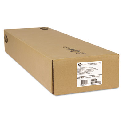 HP 2-pack Everyday Adhesive Matte Polypropylene-914 mm x 22.9 m (36 in x 75 ft) (C0F19A)