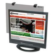 """Innovera Protective Antiglare LCD Monitor Filter, Fits 19""""-20"""" Widescreen LCD, 16:10 (IVR46404)"""