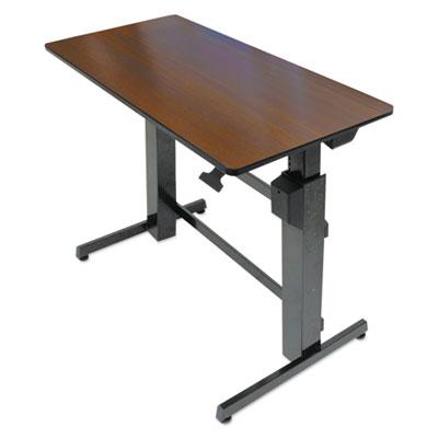 Ergotron WorkFit D Sit-Stand Workstation