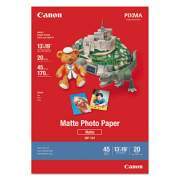 Canon Matte Photo Paper, 13 x 19, Matte White, 20/Pack (7981A011)