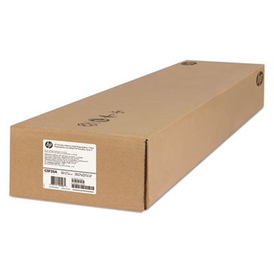 HP 2-pack Everyday Adhesive Matte Polypropylene-1067 mm x 22.9 m (42 in x 75 ft) (C0F20A)