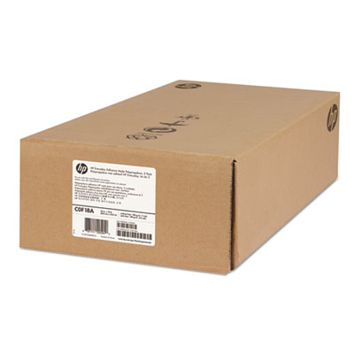 HP 2-pack Everyday Adhesive Matte Polypropylene-610 mm x 22.9 m (24 in x 75 ft) (C0F18A)