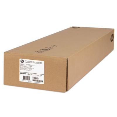 HP 2-pack Premium Matte Polypropylene-914 mm x 22.9 m (36 in x 75 ft) (C2T53A)
