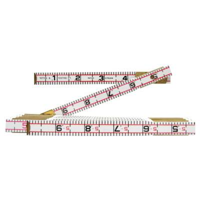 Apex Tool Group Crescent/Lufkin Red End Engineers' Rulers (1066DN)