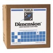 Franklin Dimension Labor Reducing Floor Finish, 5 gal Dispenser Box (F330226)
