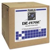 Franklin DE-FENSE Non-Buff Floor Finish, Liquid, 5 gal. Box (F135026)