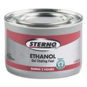 Sterno Ethanol Gel Chafing Fuel Can, 182.4g, 72/Carton (20612)