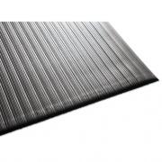 Guardian Air Step Antifatigue Mat, Polypropylene, 36 x 144, Black (24031202)