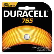Duracell Button Cell Silver Oxide Camera Battery, 1.5V (MS76BPK)