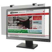 """Innovera Protective Antiglare LCD Monitor Filter, Fits 24"""" Widescreen LCD, 16:9/16:10 (IVR46406)"""