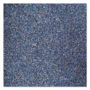 Crown Rely-On Olefin Indoor Wiper Mat, 36 x 48, Blue/Black (GS 0034MB)