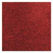 Crown Rely-On Olefin Indoor Wiper Mat, 36 x 120, Red/Black (GS 0310CR)