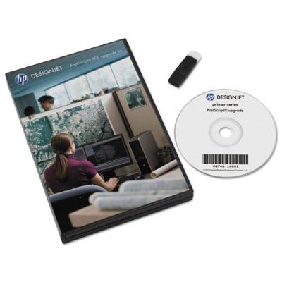 HP DesignJet PostScript/PDF Upgrade Kit (CQ745B)