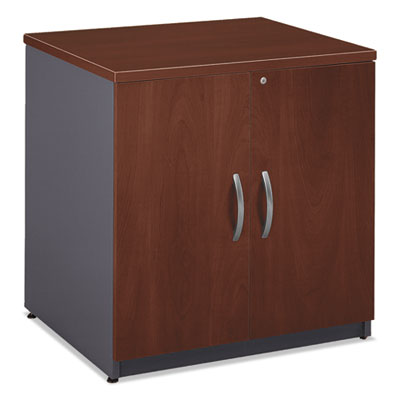 Bush Series C Collection 30W Storage Cabinet, Hansen Cherry (WC24496A)