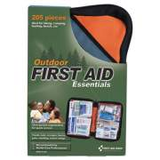First Aid Only Outdoor Softsided First Aid Kit for 10 People, 205 Pieces/Kit (440)