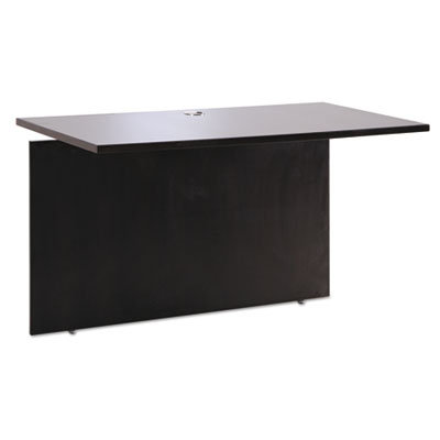 Alera Sedina Series Reversible Return/Bridge,47 1/4w x23 5/8d x 29 1/2h,Espresso (ALESE234824ES)