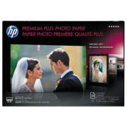 HP Premium Plus Glossy Photo Paper-25 sht/Tabloid/11 x 17 in (CV065A)
