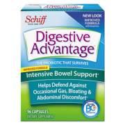 Digestive Advantage Probiotic Intensive Bowel Support Capsule, 96 Count, 36/Carton (00117DA)