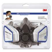 3M Half Facepiece Paint Spray/Pesticide Respirator, Medium (6211PA1A)