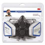 3M Half Facepiece Paint Spray/Pesticide Respirator, Large (6311PA1A)