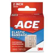 """ACE Elastic Bandage with E-Z Clips, 2"""" x 50"""" (207310)"""
