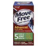 Move Free Advanced Plus MSM Joint Health Tablet, 120 Count (97008)