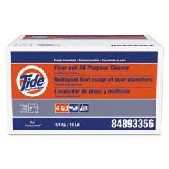 Tide Professional Floor and All-Purpose Cleaner, 18 lb Box (02363)