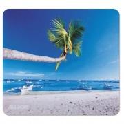 Allsop Naturesmart Mouse Pad, Outrigger Beach Design, 8 1/2 x 8 x 1/10 (31621)