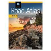 Rand McNally Road Atlas, North America+Puerto Rico, Soft Cover, 2017 (RM528015478)