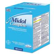 Midol Complete Menstrual Caplets, Two-Pack, 50 Packs/Box (90751)