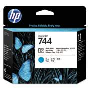 HP 744 Photo Black/Cyan DesignJet Printhead (F9J86A)