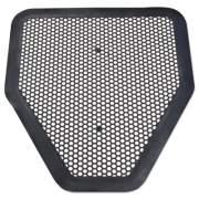 Big D Industries Deo-Gard Disposable Urinal Mat, Charcoal, Mountain Air, 17.5 x 20.5, 6/Carton (666800)