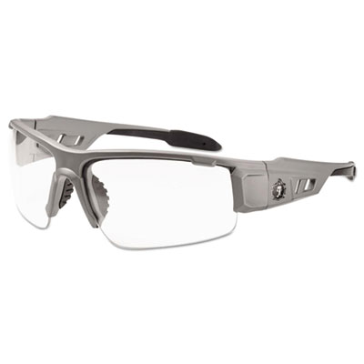 HONEYWELL UVEX S2961XP Hypershock Safety Glasses With Brown Frame And Brown
