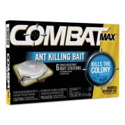 Combat Source Kill MAX Ant Killing Bait, 0.21 oz each, 6/PK, 12 PK/CT (55901)
