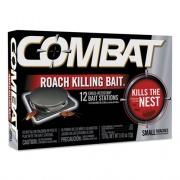 Combat Small Roach Bait, 12 baits per Pack (41910)