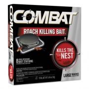 Combat Source Kill Large Roach Killing System, Child-Resistant Disc, 8/PK, 12 PK/CT (41913CT)