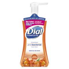 Dial Antibacterial Foaming Hand Wash, Sea Berries, 7.5 oz Pump Bottle (12014EA)