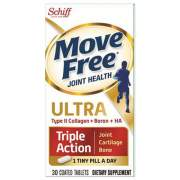 Move Free Ultra with UC-II Joint Health Tablet, 30 Count (11841)