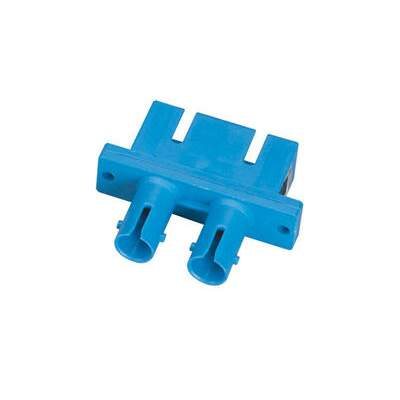 Black Box Fo Adapter - Sm, Dup, Cer, Rect, St-sc (FOT114)