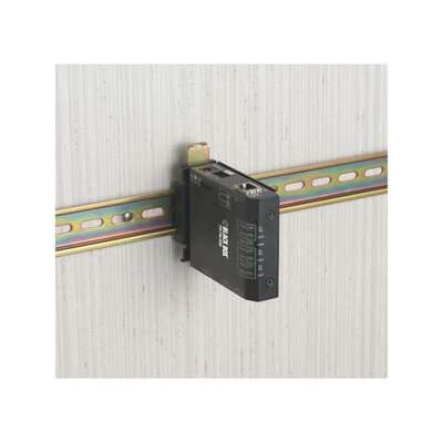 Black Box Extr Swt 2-10/100 Rj45 1-100 Sc 24vdc Dn (LBH100A-PD-SC-24)