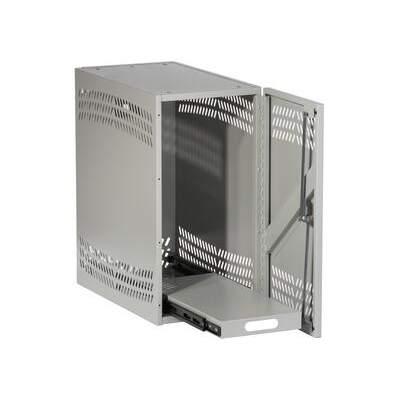 Black Box Cpu Security Cabinet - Light Gray (RM194A-R2)