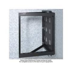 Black Box Wlmt Rack 20u 10-32 Tapped Rails 100lb (RMT072A-R2)