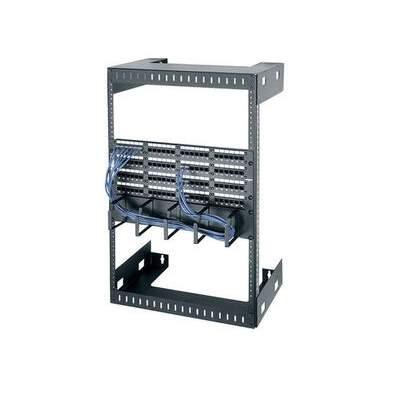 Black Box Wallmount Rack 30u M6 Sq Holes 125lb (RMT995A)