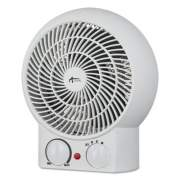 "Alera Heater Fan, 8 1/4"" x 4 3/8"" x 9 3/8"", White (ALEHEFF10W)"